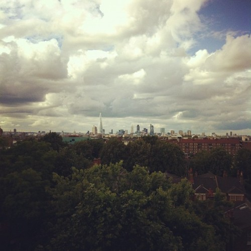 #london #rooftop #skyline #livemusic  (Taken with Instagram at Peckham Multi Storey Car Park)