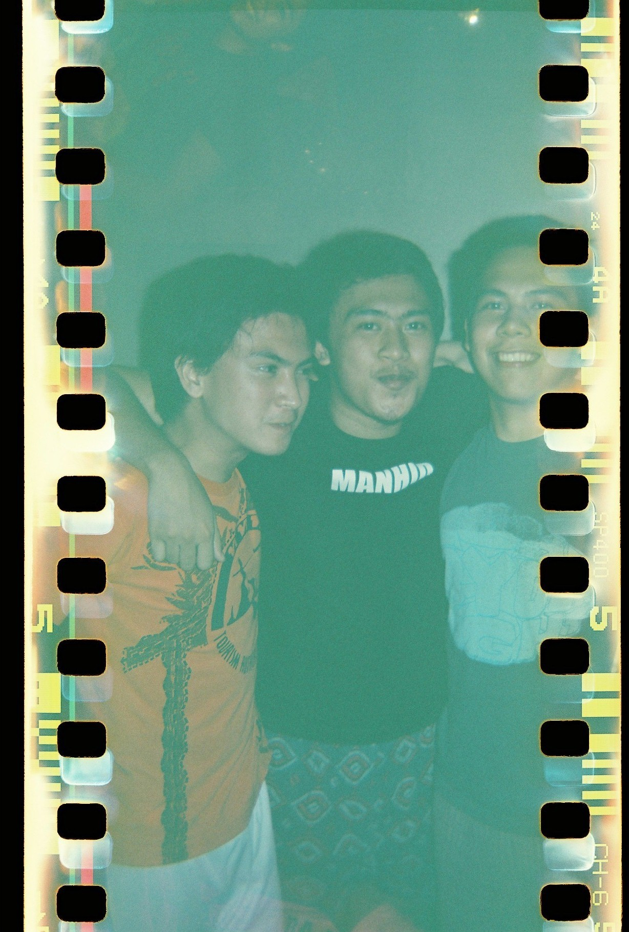 missing Saturday nights w the boysFuji Provia, Holga 120 CFN