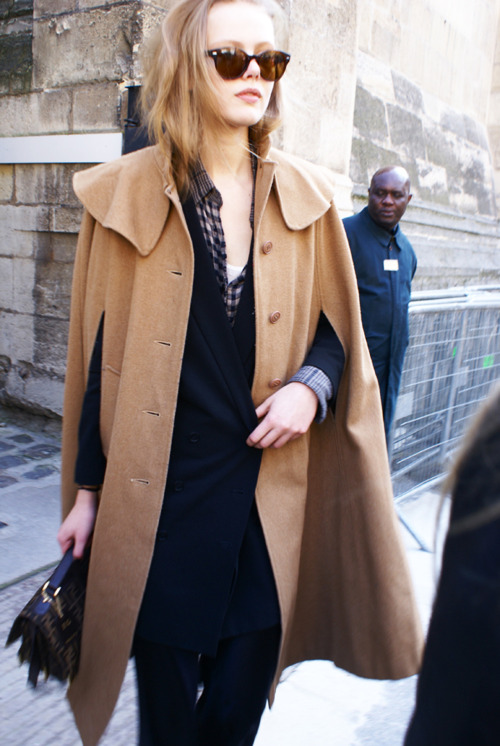 style-perfection:  Frida Gustavsson