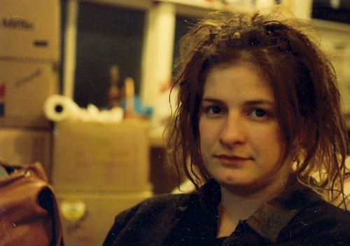 Mia Zapata, lead singer of the Gits, was brutally raped and murdered on July 7, 1993. The official Gits website and archive—featuring this photo and other rare/previously unreleased material—launched today.