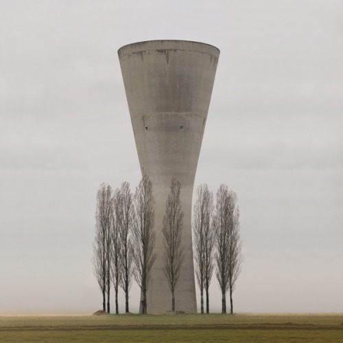 theories-of:  Water Tower, Lauren Marsolier