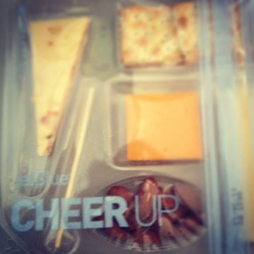 Airplane food #jetblue #yummy #vacation (Taken with Instagram)