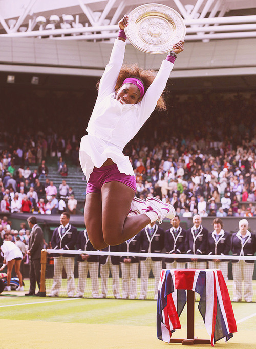 2012 Wimbledon Champion | Serena Williams