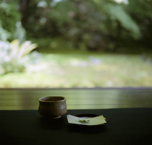 Silence #5 茶席 by yocca on Flickr.