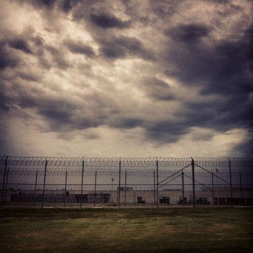 tessaviolet:  That time prison. (Taken with Instagram at Telford Unit)