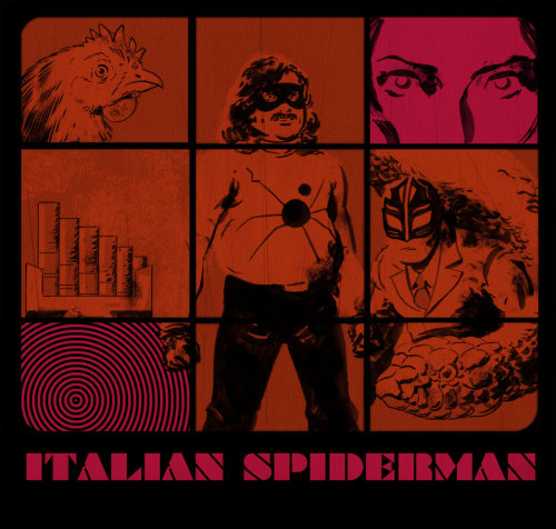 littlebunnysunshine:  Italian Spiderman