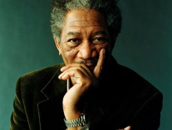 "thedailywhat:  Say What Now of the Day: Oscar-winning actor Morgan Freeman appeared on NPR's Tell Me More on Thursday to help promote two of his upcoming films, The Dark Knight Rises and The Magic of Belle Isle. The discussion with host Michael Martin took a political turn, and Freeman offered his thoughts on President Barack Obama and the racial qualifications of a black President:  ""First thing that always pops into my head regarding our president is that all of the people who are setting up this barrier for him…they just conveniently forget that Barack had a mama, and she was white — very white American, Kansas, middle of America. There was no argument about who he is or what he is. America's first black president hasn't arisen yet. He's not America's first black president — he's America's first mixed-race president.""  However, Freeman went on to say that he thinks President Obama has been unfairly treated by his political opponents since taking office, and criticized the Republican Party for being uncooperative during his first term. [pink]"