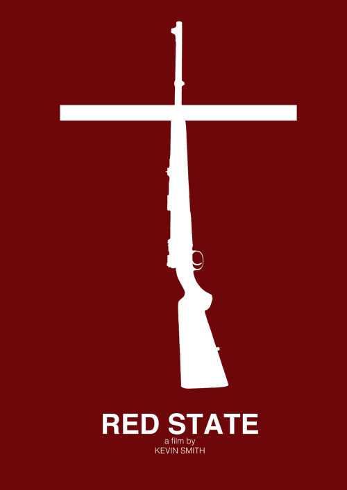 minimalmovieposters:  Red State by DJ Devereux