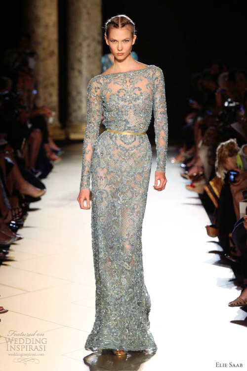 awesomeweddingdresses:  http://www.weddinginspirasi.com/2012/07/06/elie-saab-fall-2012-couture/