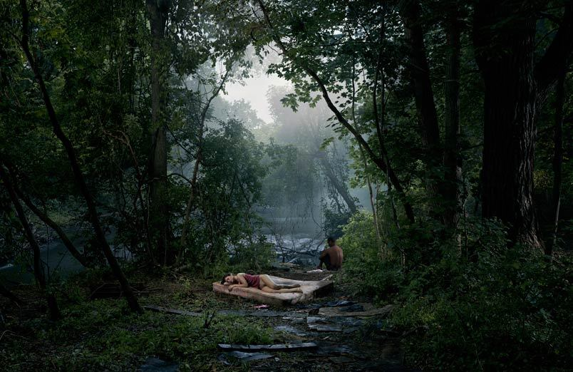Gregory Crewdson, Untitled (Forest Clearing), 'Beneath the Roses', 2006