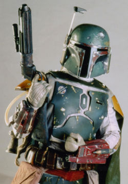 ¡Boba Fett sigue molando, digan lo que digan! (via Star Wars: Desmitificando a Boba Fett | ion litio)