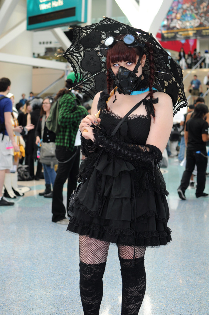 My favorite picture of my cosplay from Anime Expo. :D