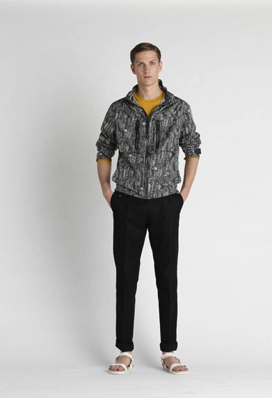 mensfashionworld:  Louis Vuitton Spring/Summer 2012 Lookbook