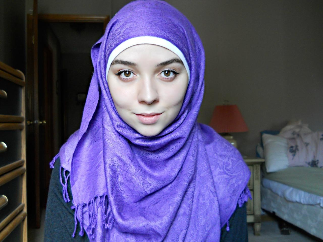 Arab Hijab Fashion Trendy Arabic Hijab Styles With Tutorials