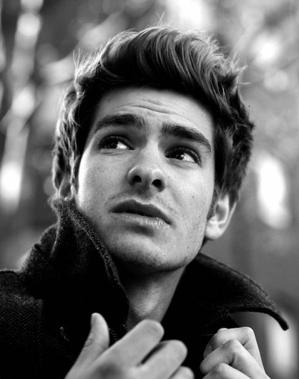 Andrew Garfield is so cute!