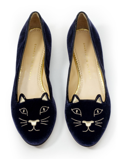 kylieherndon:  Charlotte Olympia. I'm sorry.. must reblog (again) I love these shoes so much!! They're quirky but totally wearable.
