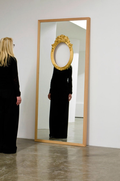 alecshao:  Ron Gilad - Mirror, 2011
