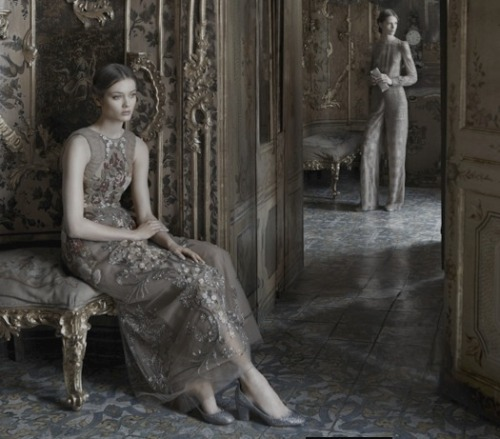 the-front-row:  Valentino fall/winter 2012 campaign