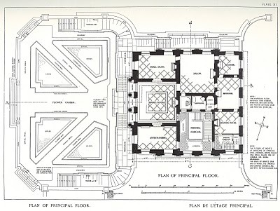 PLAN | 288 | Le Petit Trianon | Paris, France | source