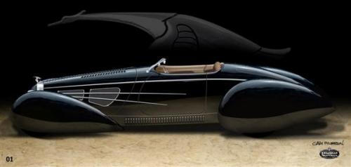 lonestarchef:  Bugatti Boattail, year unkown.