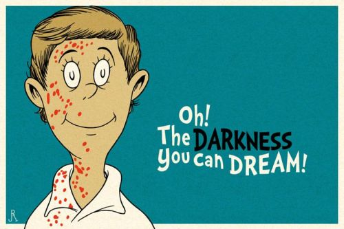 "I am reading the book ""Darkly Dreaming Dexter"" which is the book that inspired the Showtime series ""Dexter"". It is very good."