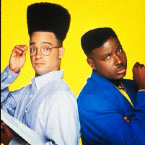 Kid 'n Play! #90s #houseparty #birminghamal  (Taken with Instagram)