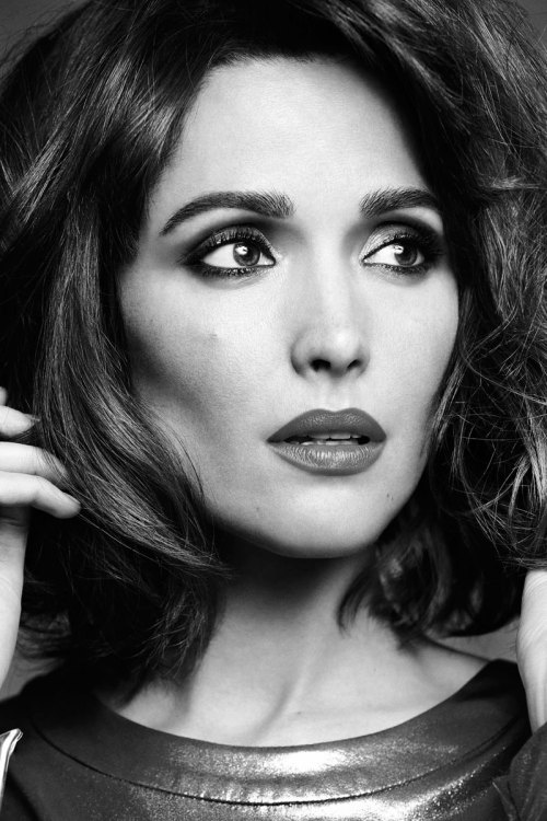 spiderogumi:  Rose Byrne by Max Abadian for Flare, August 2012