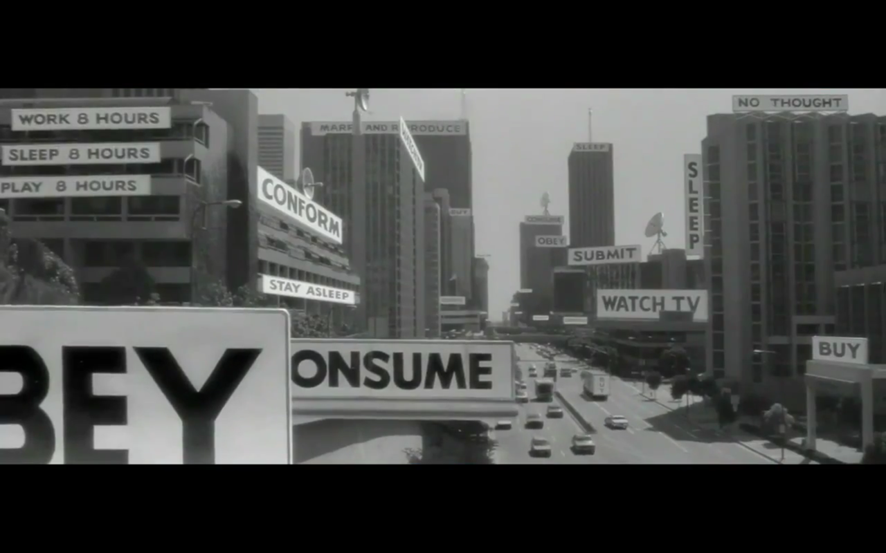 SUBMIT CONFORM OBEY