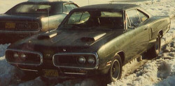 1970 Dodge Cornet Super Bee.