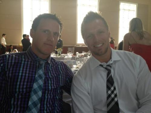 Per Marc Methot on twitter: At a wedding in Ottawa….should I spike his drink? ‪#keepinmyenemiescloser