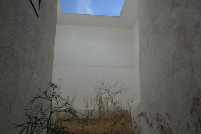 (via A Forgotten Piece of Santa Fe Sky) An abandoned James Turrell piece, reclaimed by nature, is found again.