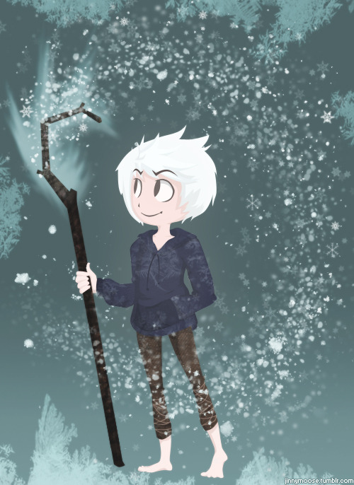 Hello Jack Frost fandom I hope we can be friends. I drew you all a thing.