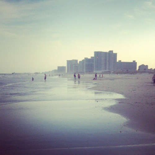 antilamentation:  South Carolina beaches (Taken with Instagram)  Lady, I love the way you photograph beaches.
