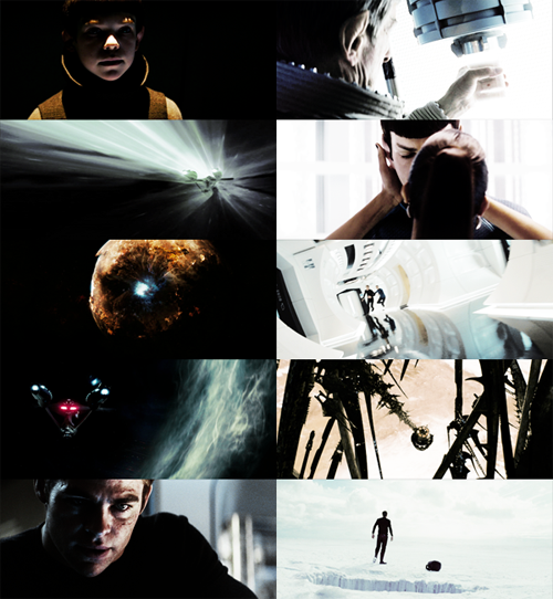 musguita:  Colour Meme | Star Trek, Black (@anonymous)