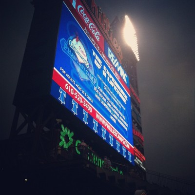 Phillies (Taken with Instagram)