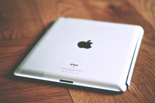 iPad by Sam Revel on Flickr.