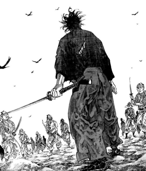 "sorrowfulkain:  ""Do not fear death."" - Miyamoto Musashi"