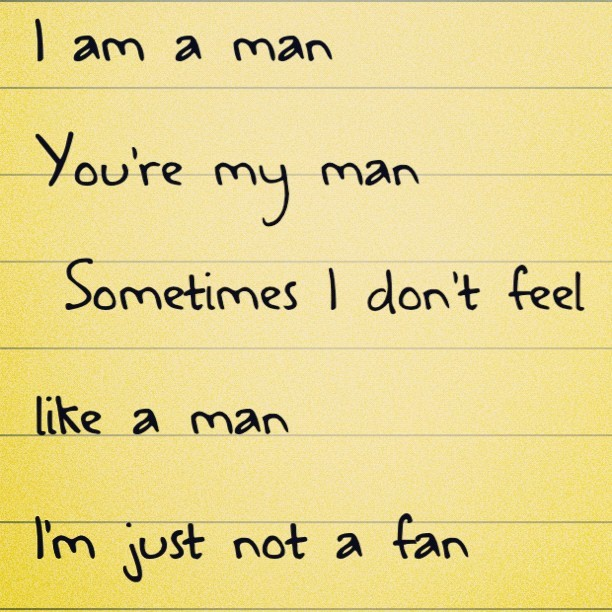 #masculinity #gay #relationship  (Taken with Instagram)