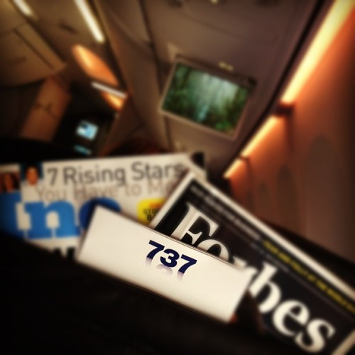 On @AmericanAir's newly redesigned #737. Well done. (Taken with Instagram at Phoenix Sky Harbor International Airport (PHX))