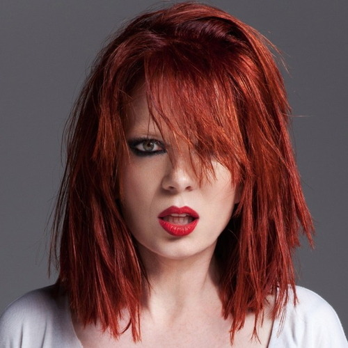 "shirleyannmanson:  ""Cut mah fringe!"" Photo by Elias Tahan"