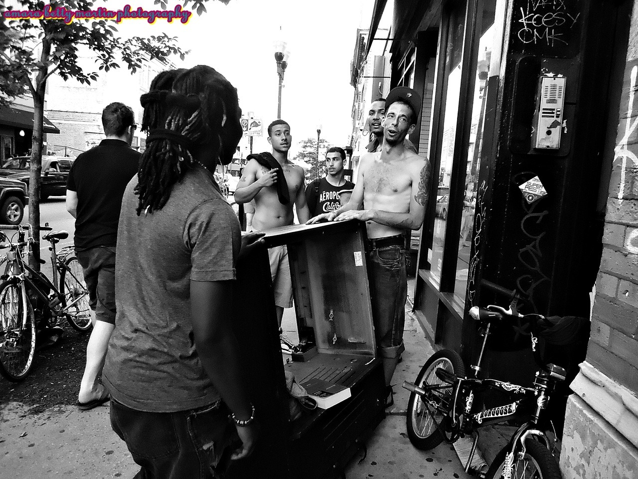 Wicker Park Encounters © amara betty martin photography