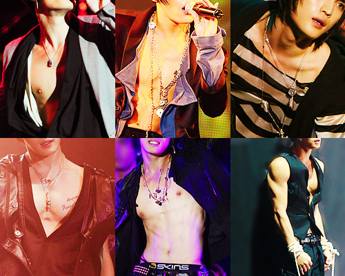 "Body Porn: Kim Jaejoong's torso.  His nipples are ALWAYS fucking erect. ALWAYS. And so I ""complained"" about this to my husband and you know what he said? He said, ""yours are always erect too…doesn't that tell you something?"" Ok, it tells me that JAEJOONG IS CONSTANTLY HORNY LIKE ME. I can live with that. Jae the nympho…works for me tbh.  Ok that was probably tmi but eh."