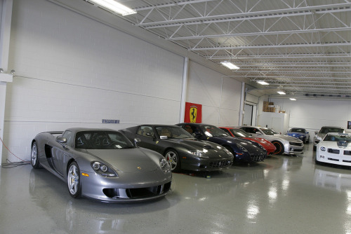 gearheadsandmonkeywrenches:  Lingenfelter Supercar Collection
