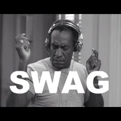 Bill Cosby #swag #oldschool #throwback #meme  (Taken with Instagram)