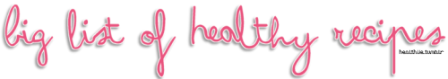 "healthiie:  Allrecipes.com is easily one of the best recipe sites online.. but sifting through a million recipes to find yummy & healthy recipes can be hard. The healthy section has a lot of lol-worthy ""healthy"" options (cinnamon sugar pork rinds? are you serious? in the healthy section? ok.) & There's a ton of great healthy recipes buried in other sections around the site. Here's a list of some worth looking at! PS - when you change the number of servings, it automatically scales the ingredients down for you! Enjoy. xo Mia  Vegan Crepes Whole Wheat Pancakes  Autumn Apple Salad Double Whole Grain Pancakes Egg White Crepes Fluffy Canadian Pancakes Dairy & Gluten Free Pancakes Eggy Veggie Bake Poached Egg Caprese Gluten Free Hot Breakfast Cereal Quinoa Pudding Omelet in a Mug Tofu Quiche with Broccoli Suppertime Egg Burritos Black Bean Breakfast Bowl Zucchini and Eggs  Almond Chicken Salad Barbie's Tuna Salad Vegetarian Sloppy Joes Avocado and Tomato Salad Black Bean Burger Bermuda Spinach Salad Avocado Egg Salad Vegetarian Chickpea Sandwich Filling Grilled Fish Tacos Cranberry and Cilantro Quinoa Salad Orzo and Shrimp Salad with Asparagus Vegan Falafel  BBQ Tuna Fritters Asian Chicken Salad Simple Turkey Chili No Mayo Tuna Salad  Coconut Curry Tofu Hawaiian Chicken Kebabs Garlic and Rosemary Chicken Fajitas Vegetarian ""Meatloaf"" Paprika Chicken Lentils and Spinach Vegan Taco Filling Vegan Lasagna Thai Spiced BBQ Shrimp Whole Wheat & Honey Pizza Crust Cedar Planked Salmon Baked Salmon Taco Salad Tofu and Veggies in Peanut Sauce Stuffed Peppers Turkey Burgers Crispy Eggplant with Spicy Tomato Sauce Spaghetti Squash  Peppermint Meringues Grilled Peaches with Gingersnaps Pumpkin Pie for Dieters Pumpkin Rice Pudding Spiced Baked Apples Gluten Free Garbanzo Bean Chocolate Cake Honeysuckle Pineapple No Bake Peanut Butter Nuggets Chocolate Banana Tofu Pudding Poppy Seed Fruit Salad Low Sugar Strawberry Rhubarb Pie Orange Sponge Cake Roll Fresh Fruit Minty Dip Dark Chocolate Bark Banana Cookies ""Ice Cream"" Sandwiches  Baked Stuffed Pears Crunchy Macaroons  Fruit Salsa & Cinnamon Chips Fruity Fun Skewers Baked Kale Chips Hard Boiled Egg Pita Chips Eggplant Chips Hummus Cajun Popcorn  Easy Pizza Sauce Buschetta Guacamole Spinach Basil Pesto Pico De Gallo Fresh Salsa Marinara Sauce Vegan Pesto Green Tomato Relish"