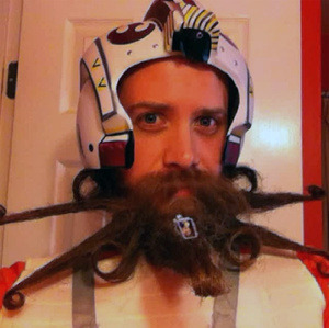radnerd:  X-Beard Fighter!