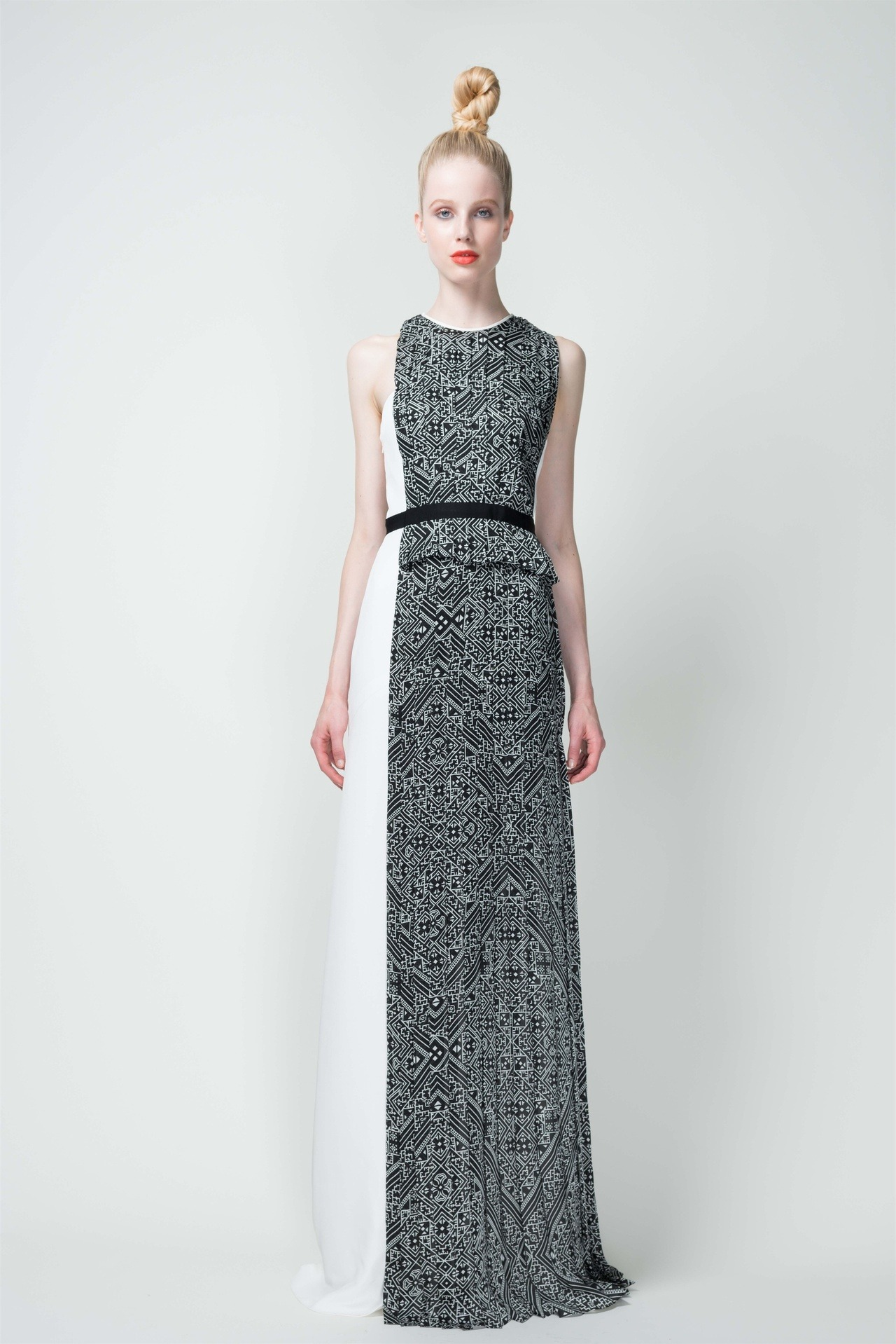 Quirine Engel for Bibhu Mohapatra, resort 2013