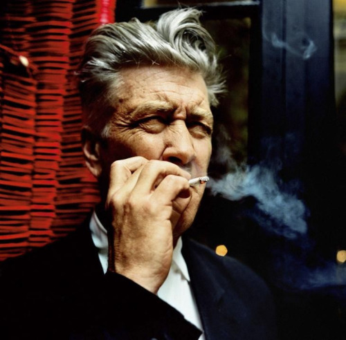 David Lynch by Richard Dumas