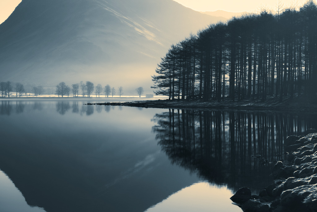 fasciner:  Buttermere (by milouvision)