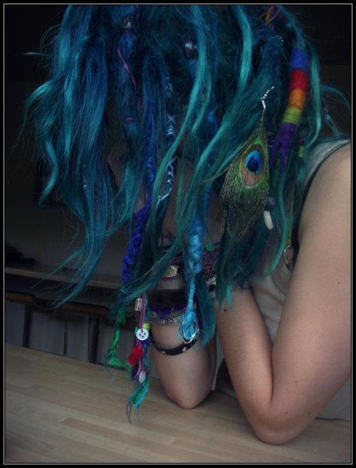 Colorful Dreads#igfemaledreads